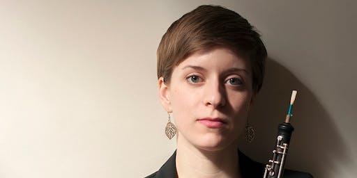Faculty Recital: Megan Kyle, oboe
