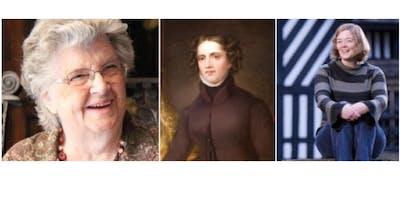 Helena Whitbread & Clara Barley: A Shared Love of Anne Lister