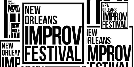 New Orleans Improv Festival - Workshop with Shrieking Harpes tickets