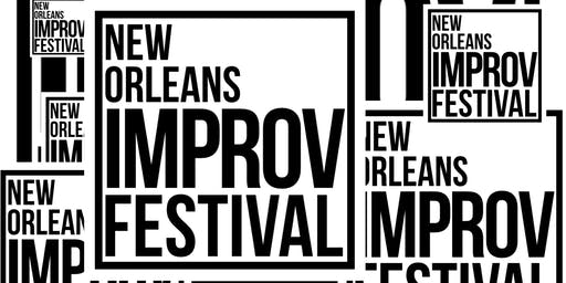 New Orleans Improv Festival - Workshop with Shrieking Harpes