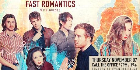 Fast Romantics tickets