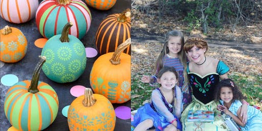 Princess Pumpkin Party