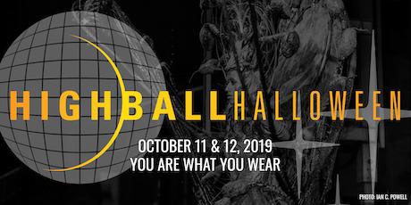 HighBall Halloween 2019 tickets