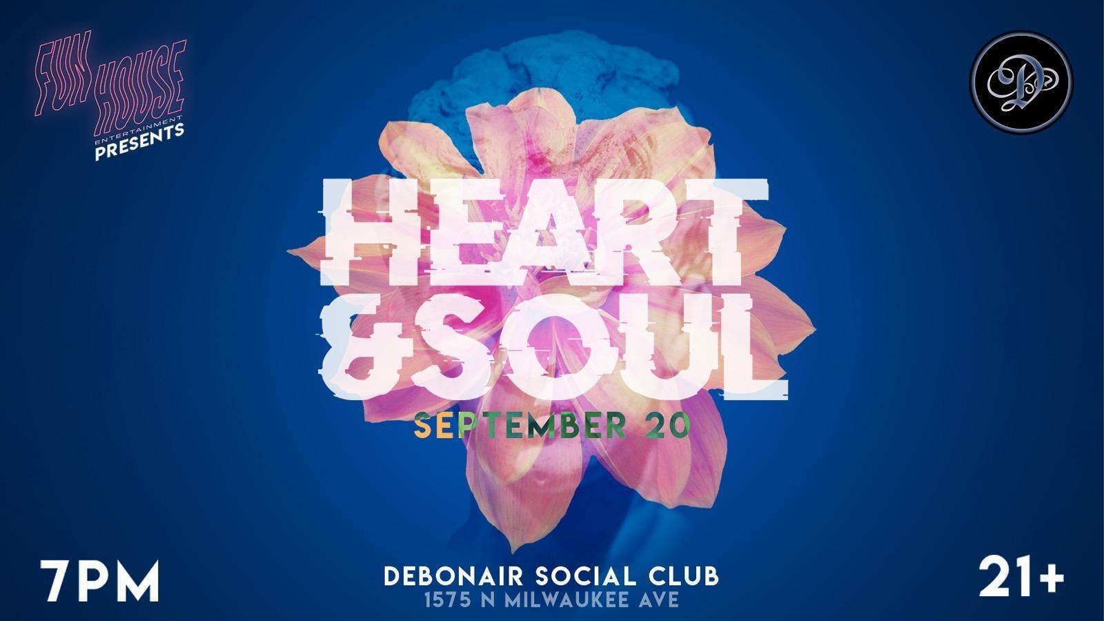 Heart & Soul Feat: Paris Nix, Amber J, Jazmyne Fountain, Rhea The Second & Khaliyah X