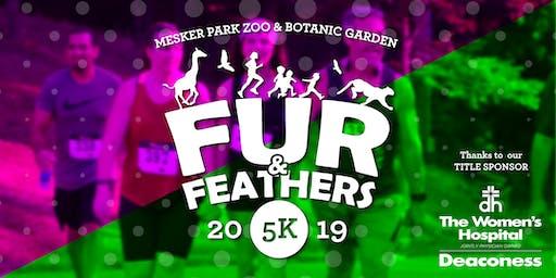 Fur & Feathers 5K Run/Walk & Kids Dash 2019