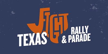 Texas Fight Rally & Parade tickets