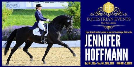 Jennifer Hoffmann Dressage Clinic tickets