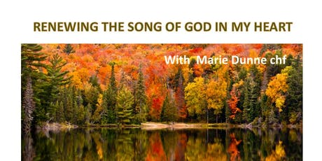 Renewing the Song of God in my Heart tickets