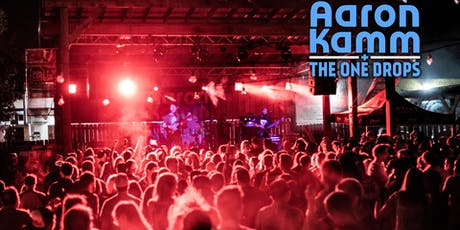Aaron Kamm & The One Drops w/ Rude Punch  | Redstone Room tickets