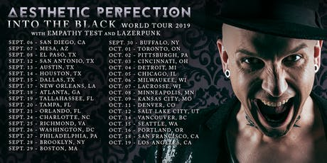 AESTHETIC PERFECTION, EMPATHY TEST, LAZERPUNK & IIOIOIOII AT THE MILESTONE tickets