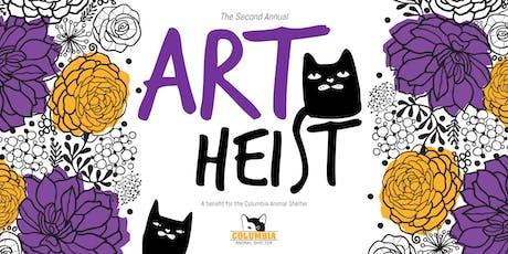 ArtHeist tickets