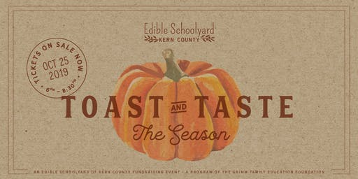 Toast + Taste the Season