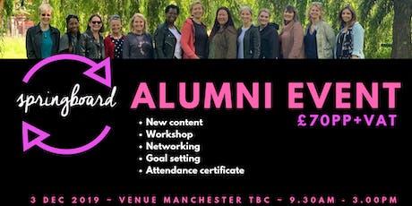 Springboard Alumni Event P4 (private event) tickets