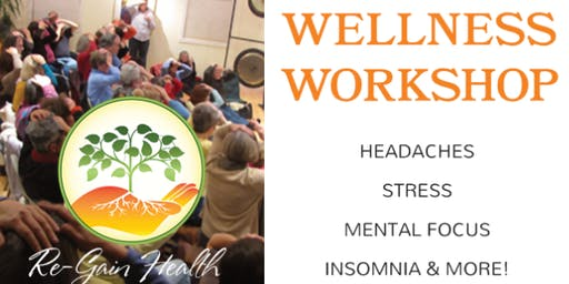 Wine & Wellness Workshop - A Great foundation for Self-care