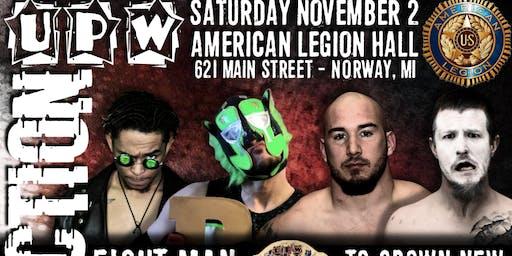 UPW Pro Wrestling: Resurection
