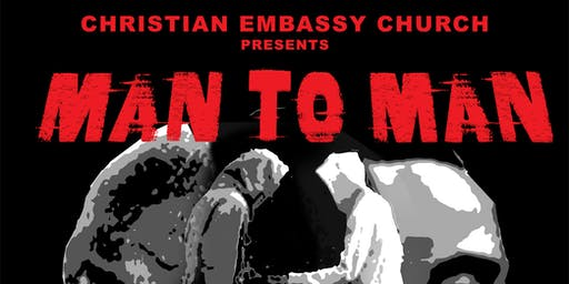 Man to Man - A Journey To Manhood + VIP Dinner & Comedian J- Dubb