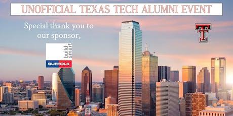 Texas Tech Alumni CRE/AEC Happy Hour tickets
