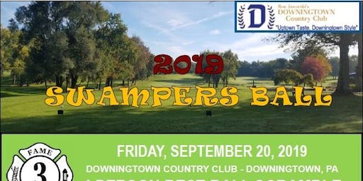 Annual Fame Swampers Ball Golf Outing