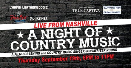 VIP Film Screening + Q&A w/ Joe Gilchrist + Country Music Songwriters tickets