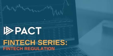 FinTech Series: FinTech Regulation tickets