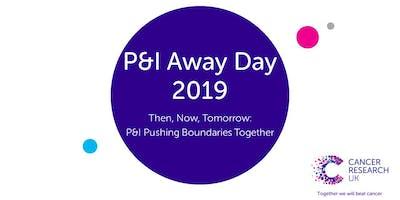 P&I Away Day 2019