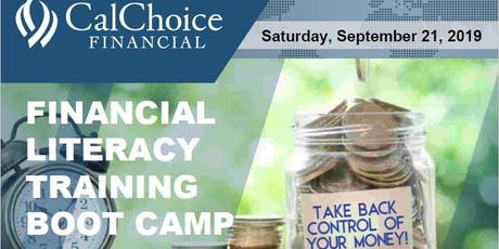 Sacramento CalChoice Financial Literacy Bootcamp CalChoice Guest tickets
