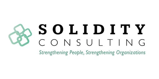 Solidity Leadership Series: Bringing Your Best to the Leadership Experience