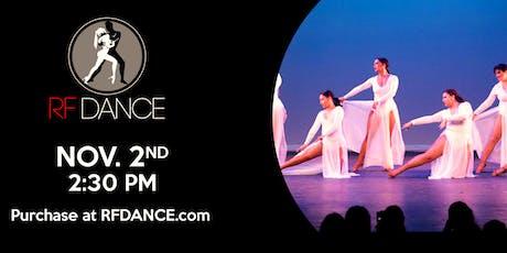 RF Dance Showcase 2019 tickets