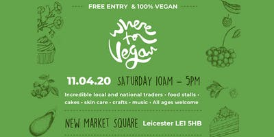 100% Vegan Event!