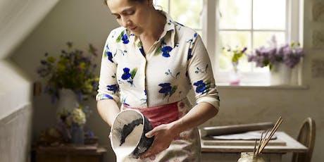 Rachel Dein Botanical Artist Talk tickets