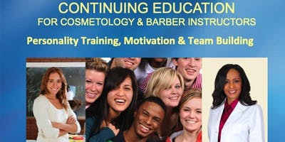 COSMETOLOGY & BARBER Instructor Online CE 15 HR License Renewal