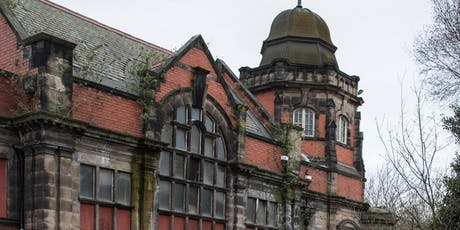 Window & Glazing Technical Day at Former West Derby Carnegie Library tickets
