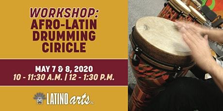 Workshop: Afro-Latin Drumming Circle tickets