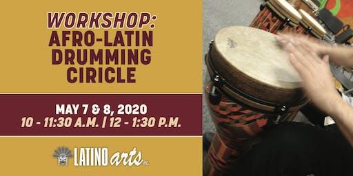Workshop: Afro-Latin Drumming Circle