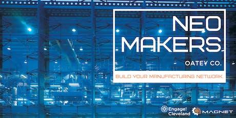 NEO Makers: Oatey Co. tickets