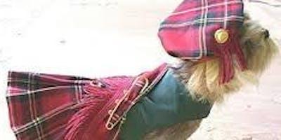 Edinburgh Kiltwalk for Dogs Trust
