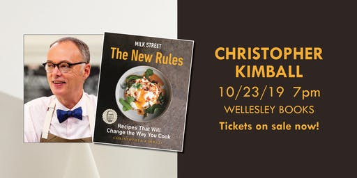 "Christopher Kimball presents ""Milk Street: The New Rules"""