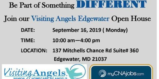 Visiting Angels Job Fair