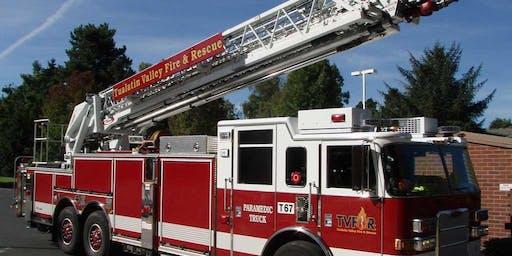 PSC Fire Station event - Beaverton Oct 12