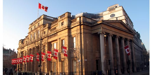 Tour of Canada House