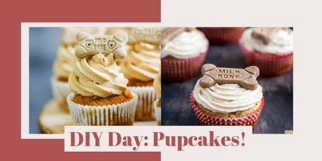 DIY Day: Pupcakes! tickets