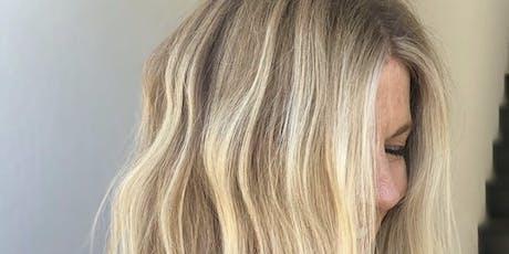 Jamie Garland Hair @ The Current salon tickets