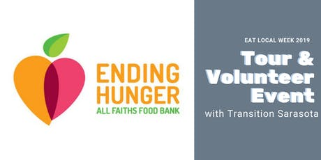 Tour & Volunteer at All Faiths Food Bank tickets