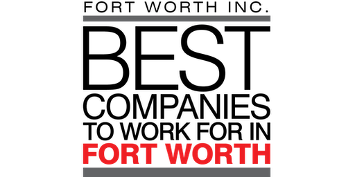 2019 Fort Worth Inc. Best Companies to Work For Luncheon
