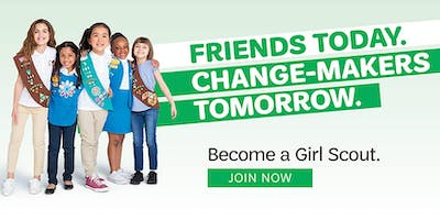 Get to Know Girl Scouts at Vandenburg Elementary