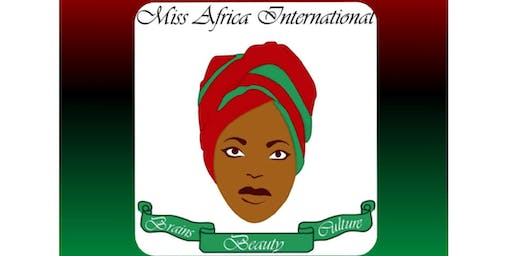 Ms. Africa  Foundation presents: A Night of Culture & Fashion