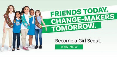 Get to Know Girl Scouts at Badger Clark Elementary