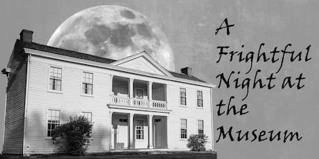 A Frightful Night at the Museum tickets