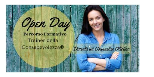 Open Day: Trainer della Consapevolezza® - Counselor Olistico