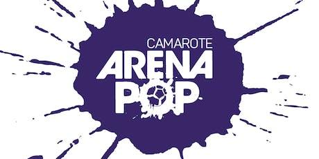 Camarote Arena Pop   Combo dos Jogos Independiente Del Valle e Bahia ingressos